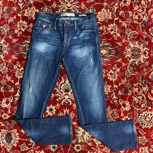 Guess Denim Jeans Slim Straight